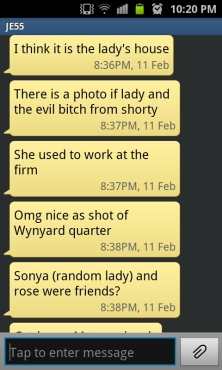 Jess's Updates