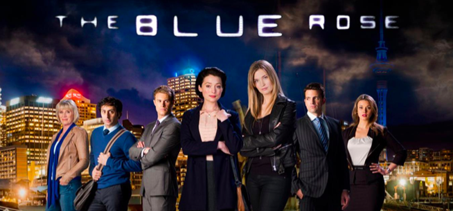 The Blue Rose: Monday 9:30pm TV3