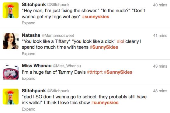 Postive Tweets