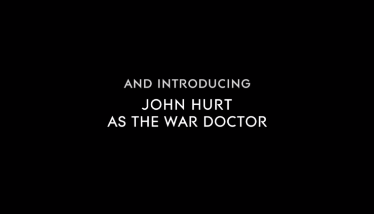 John Hurt as...