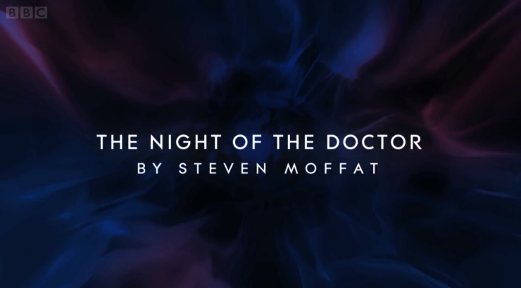 Night of the Doctor