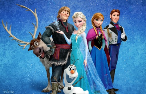 Disney-Frozen