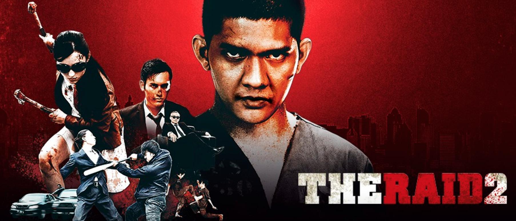 The Raid 2 2014