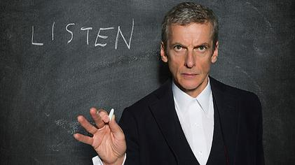 Doctor Who 8×04 'Listen' Review