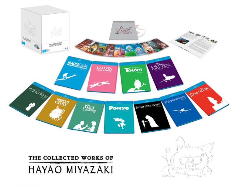 Miyazaki Set