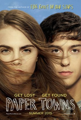 PaperTowns Poster