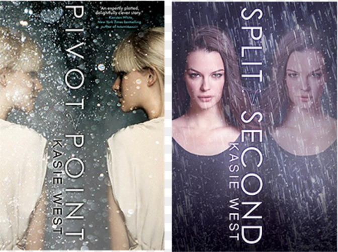 Book Review: Pivot Point & Split Second by Kasie West
