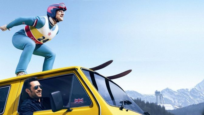 Eddie the Eagle | Film Review