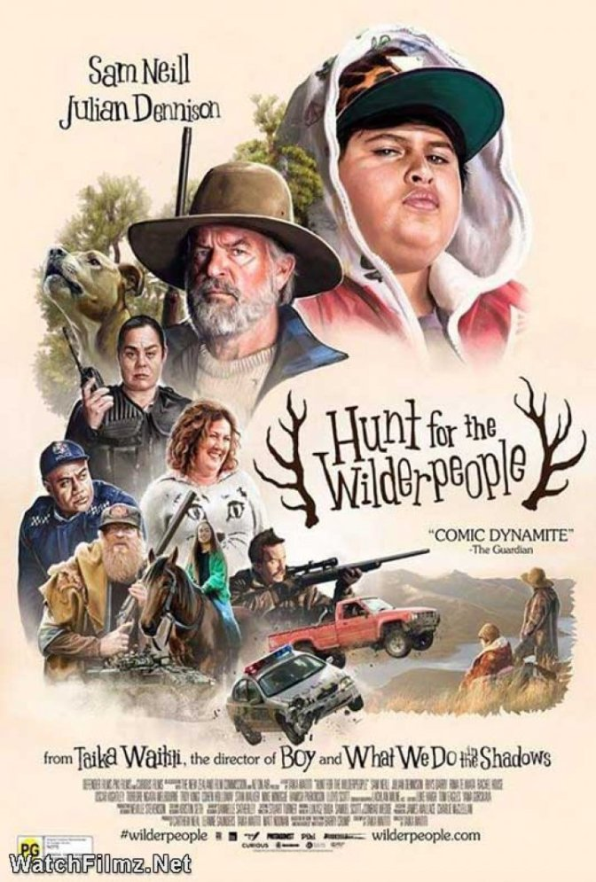 Hunt for the Wilderpeople | Hunt for the DVD lol