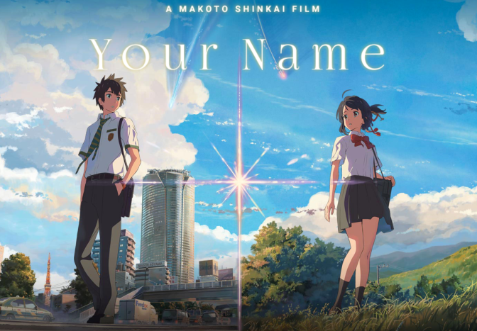 Your Name Review | visually stunning, emotionally stimulating