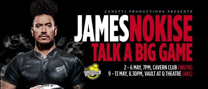 James Nokise | Talk a Big Game