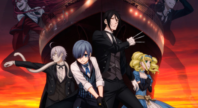 Black Butler: Book of The Atlantic | Film Review [#OTAKU LIFE]
